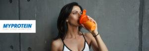 Sportief en gezond afvallen met de MyProtein kortingscode