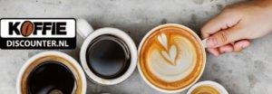 Koffiediscounter kortingscode voor de thuisbarista