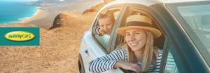 Huur een all-inclusive auto bij Sunny Cars