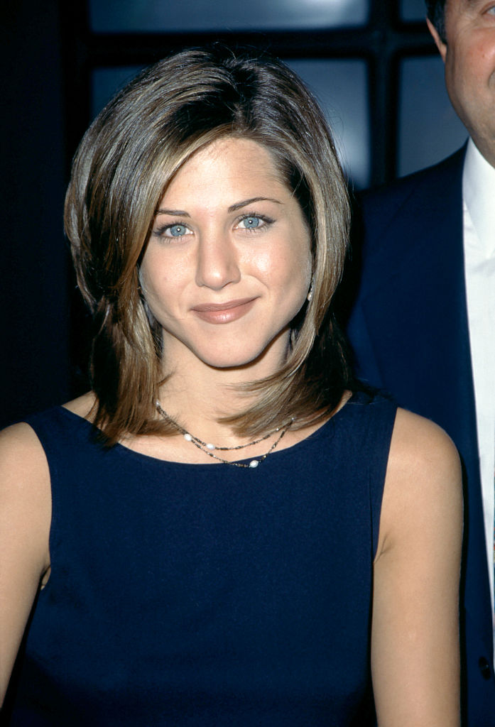 Jennifer Aniston... toen