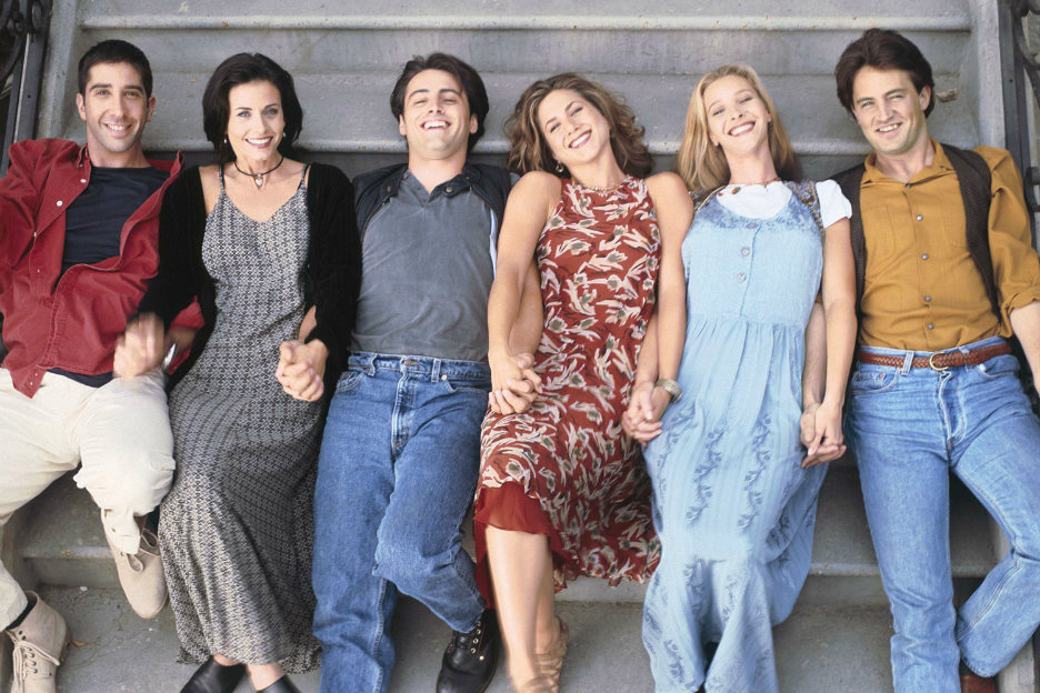 FOTO'S: De cast van Friends... toen en nu