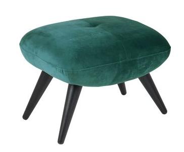 Fluwelen Stoel Groen : Hebben: de mooiste velvet meubels onder 300 euro