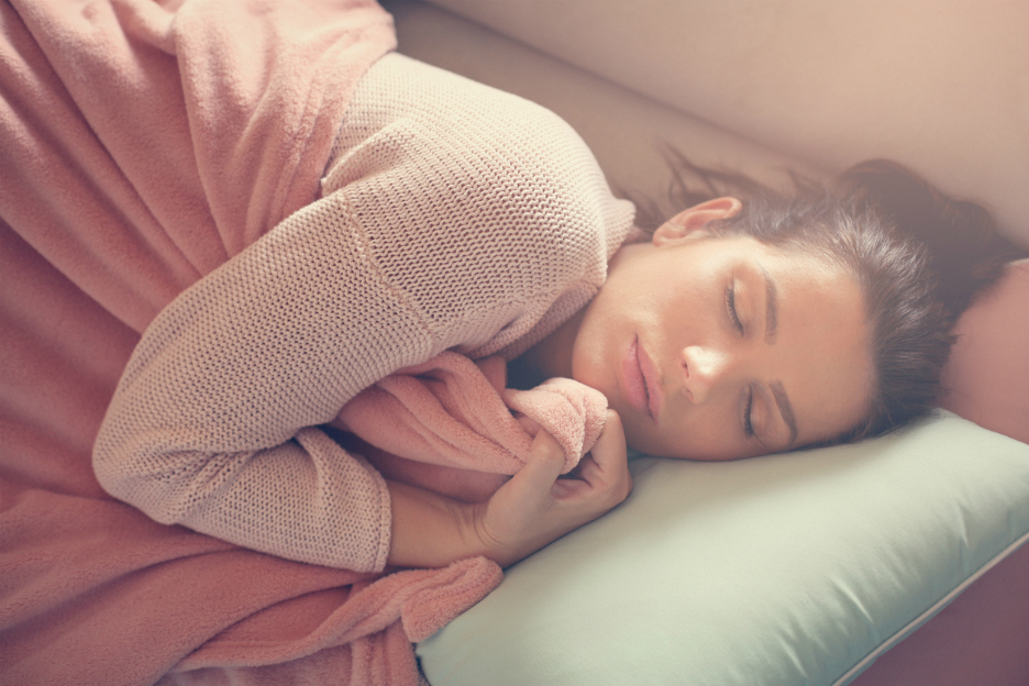 Verven Slaapkamer Zwanger : Beter slapen verf je slaapkamer dan in deze kleur