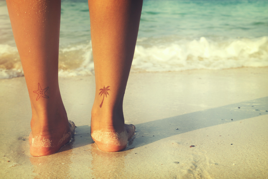 12 x de mooiste travel tatoeages voor de reislustigen - Tattoo Tuesday