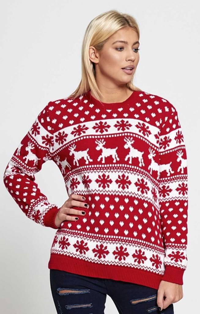 25 x Deze foute kersttruien liggen nu in de winkel 2017