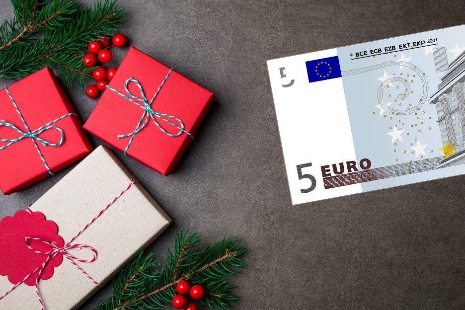 10 X De Origineelste Kerstcadeaus Voor 5 Euro