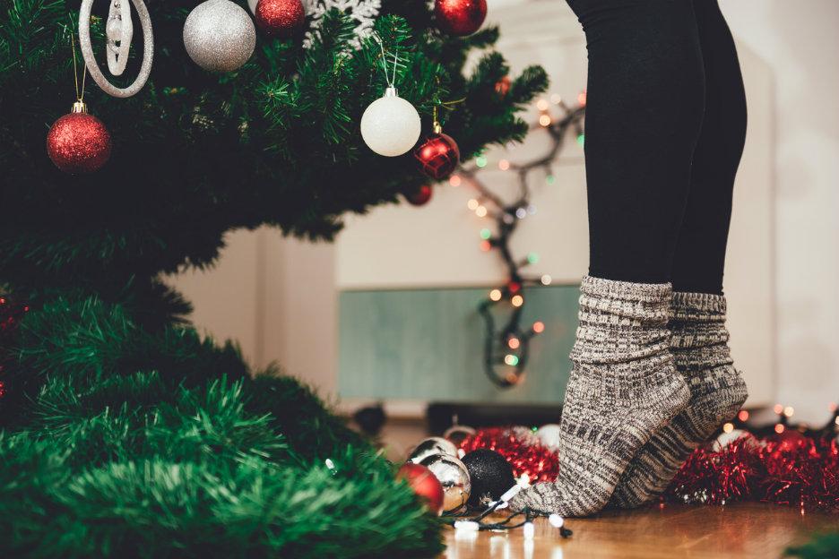 Dit Is Wanneer Je Officieel Je Kerstboom Moet Weghalen