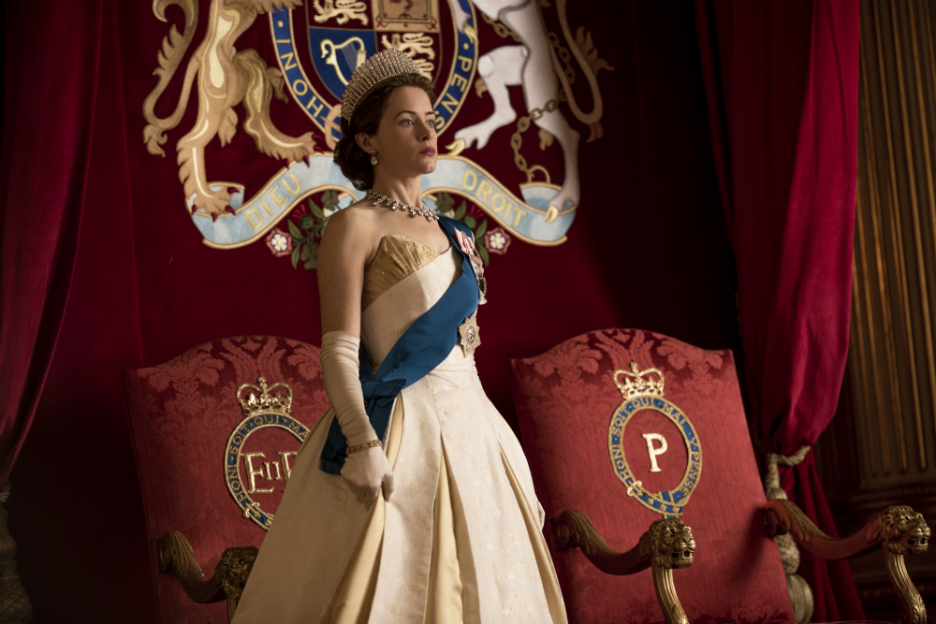 the crown series lijken