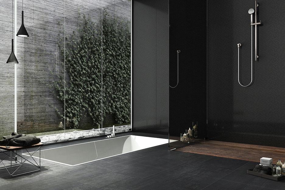 Design Badkamer Matten : Mat zwart sanitair is de nieuwste trend voor in je badkamer
