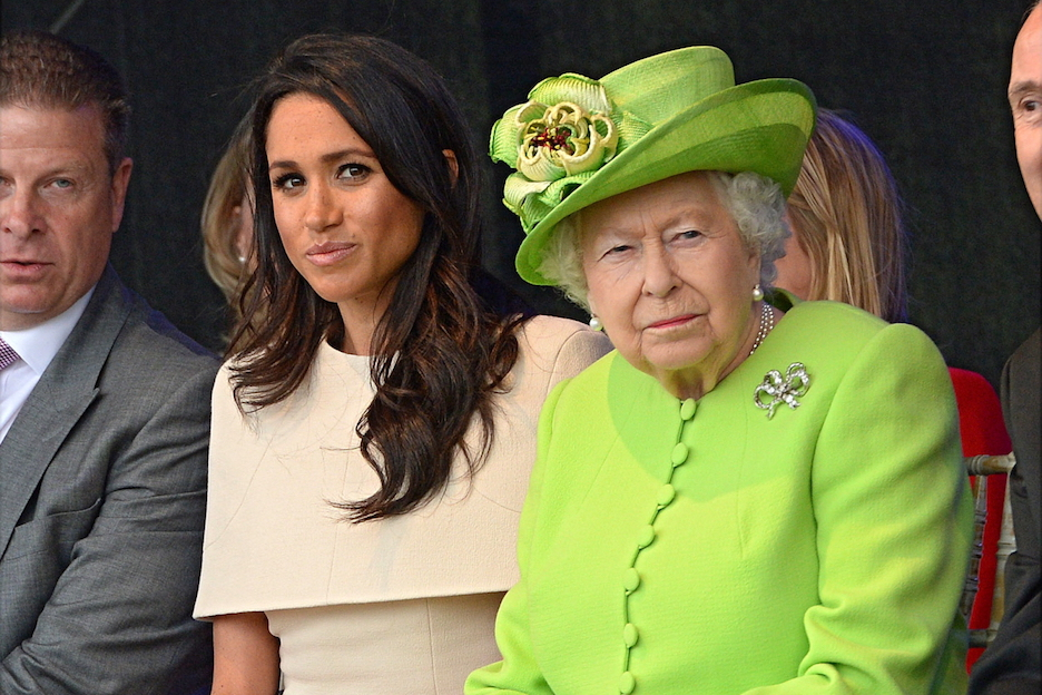 Trouble in paradise: Queen Elizabeth is klaar met 'divagedrag' Meghan Markle