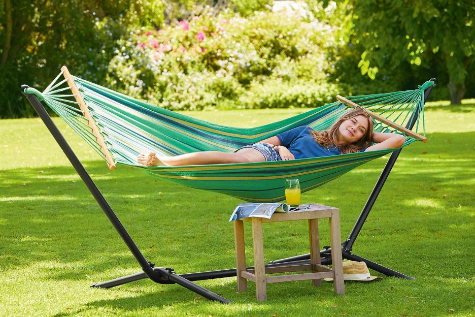 Aanbieding Hangmat Met Standaard.Hebben Bij Lidl Koop Je Nu Een Hangmat Voor Maar 20 Euro