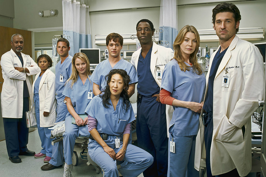 greys anatomy videoland