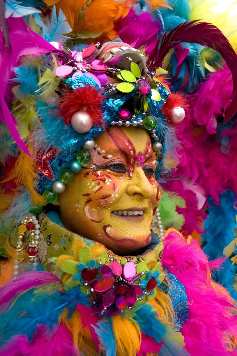Bekend 12 originele outfits voor carnaval! &EV33