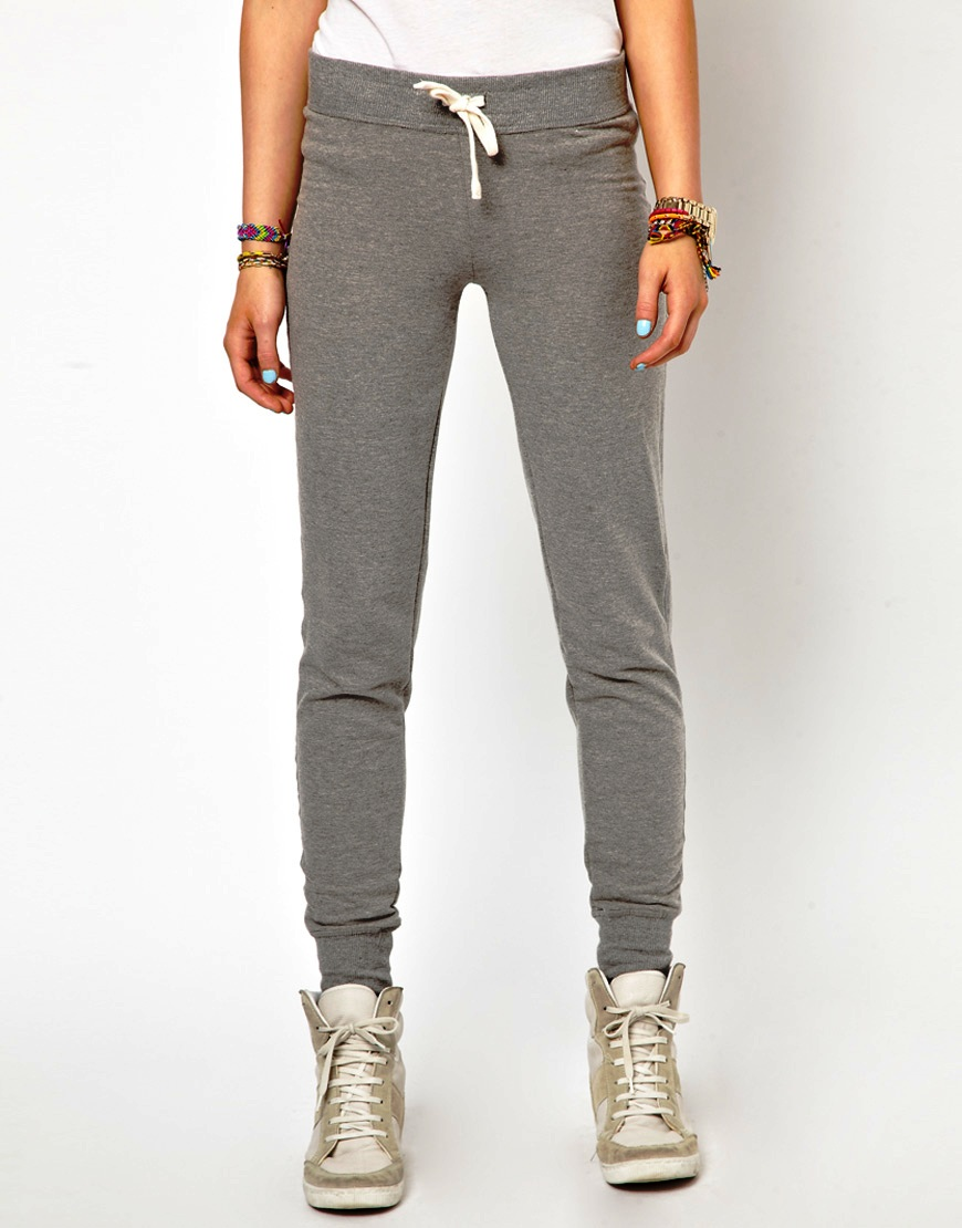 Skinny Joggingbroek Dames.Skinny Joggingbroek Dames