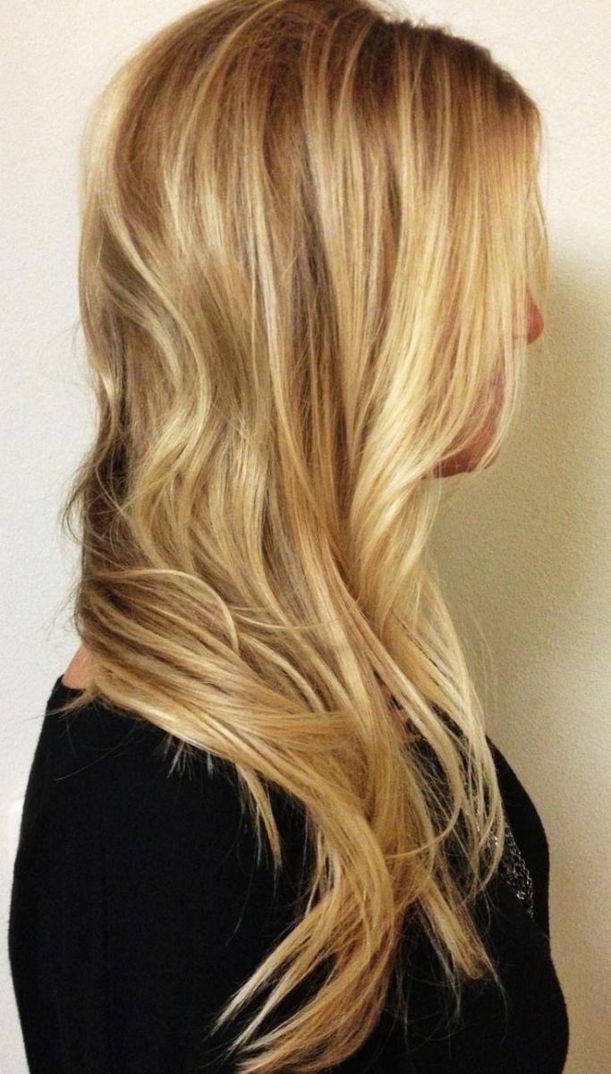Beroemd 6 zomerse blonde haarkleuren #NE96