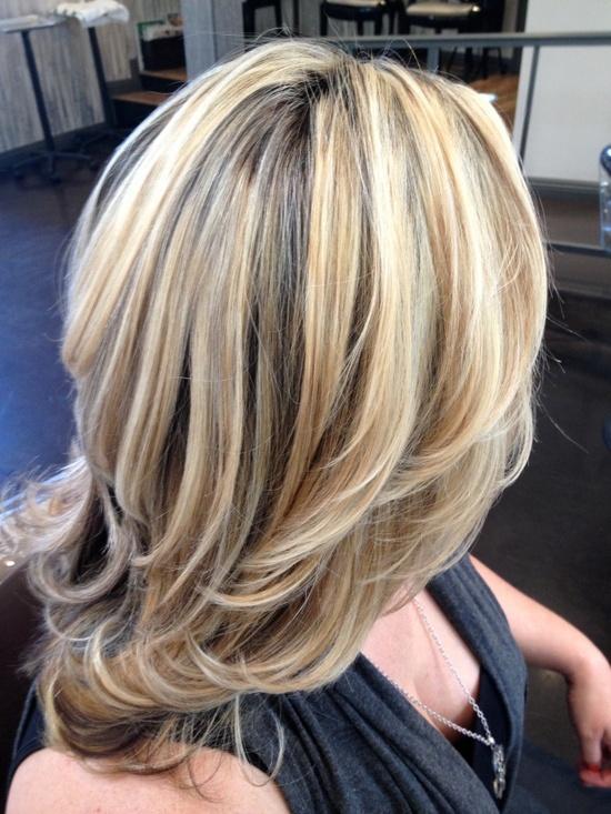 Voorkeur 6 zomerse blonde haarkleuren &QP42