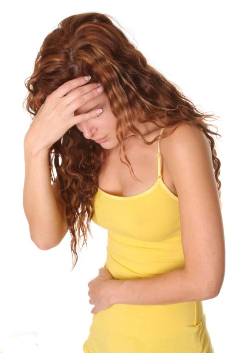 stress buikpijn