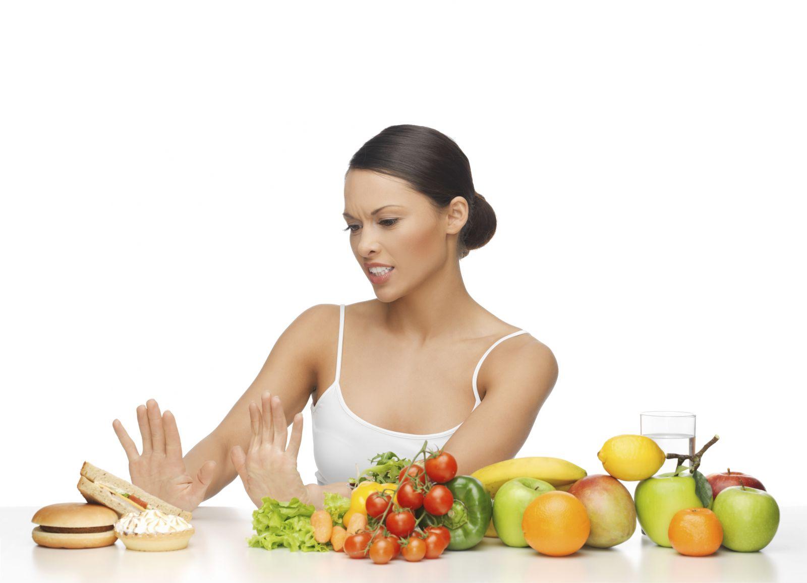 как сбросить вес правильное питание