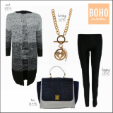 WIN: Complete outfit van BOHO Amsterdam