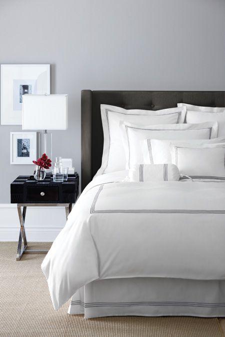 wakker wordt je slaapkamer nu draagt een goed bed bij aan het ontspannen maar ook een fijne inrichting zo een die je ziet in mooie hotels