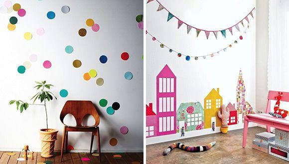 diy wallpaper ideas for - photo #30