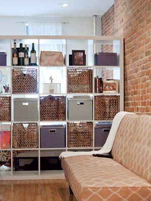 Interieurinspiratie wonen in een studio for Decoreren een studio