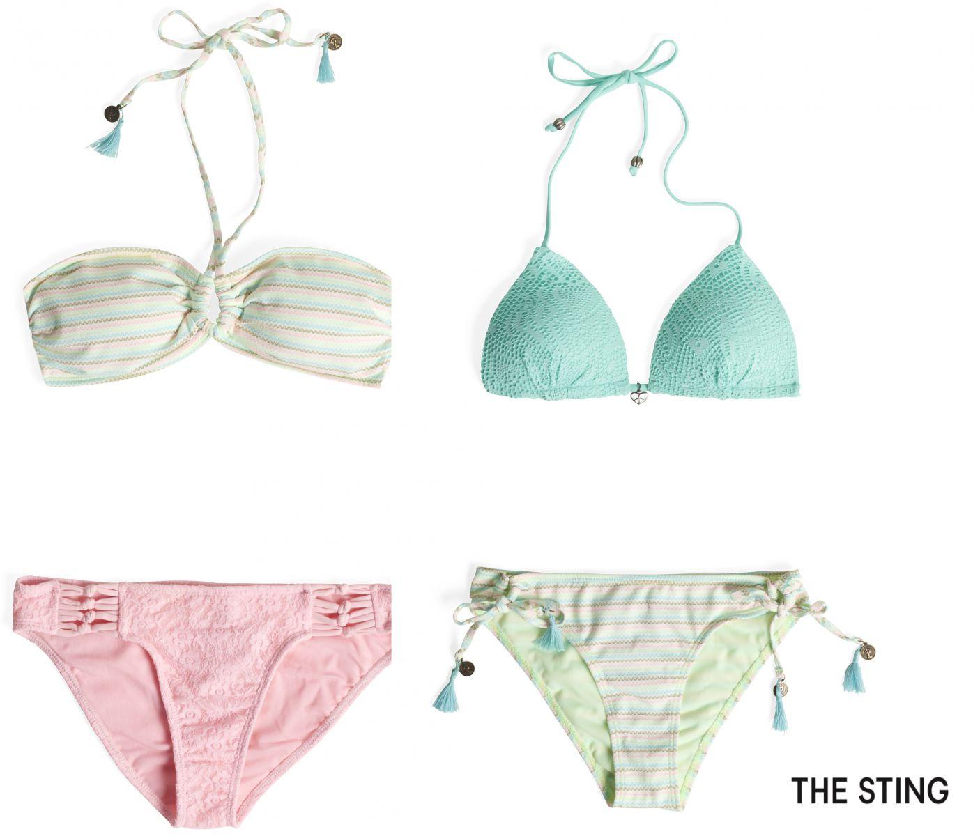 uitgebreide selectie voorbeeld van klassiek Dé bikinitrends van 2015 +WIN: een ?50-giftcard van The Sting