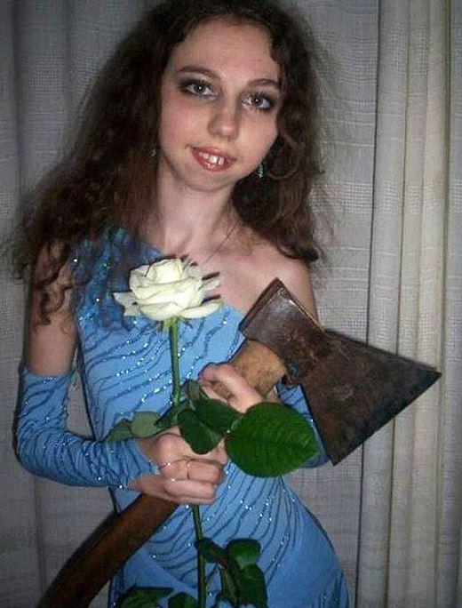 Russische dating websiteprofiel Fotos Ja, ik kan veranderen matchmaking