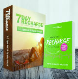 Fit de lente in met de 7 Day Recharge (+WIN)