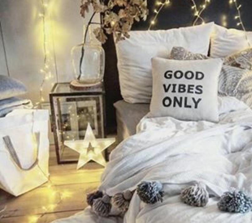 De mooiste winterse slaapkamers